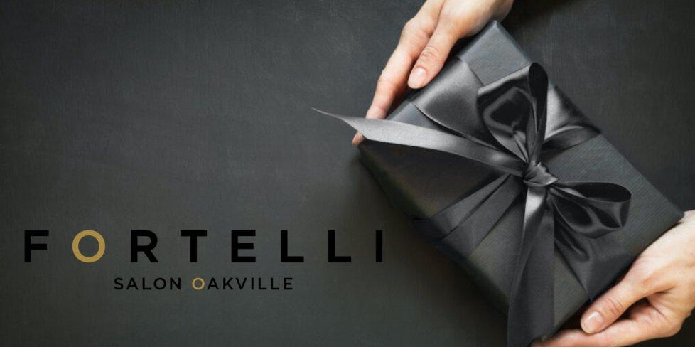 Fortelli Oakville Salon Gift Card