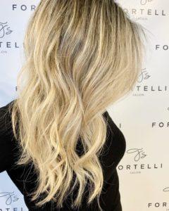 blonde beauty fortelli salon spa oakville ON