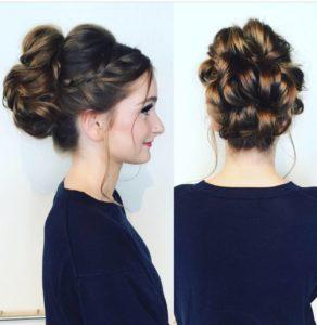 cut prom hair fortelli salon spa oakville ON