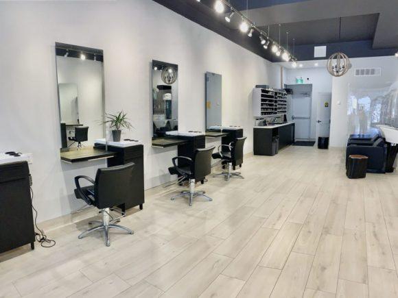 Fortelli Salon Oakville Ontario