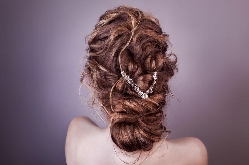 Wedding hairstyles Fortelli Oakville