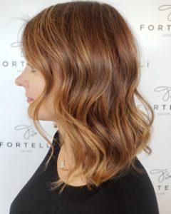 haircuts and hairstyles fortelli salon oakville ontario