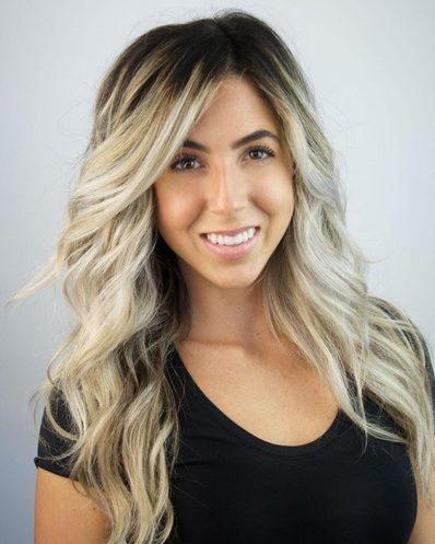 Melissa Stylist Fortelli Salon Oakville ON