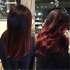 red-hair colour Oakville Ontario